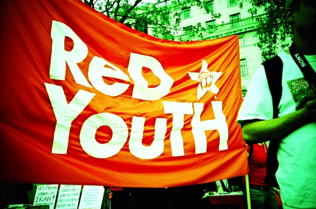 Red Youth banner