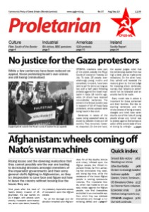 Proletarian Issue 37 online