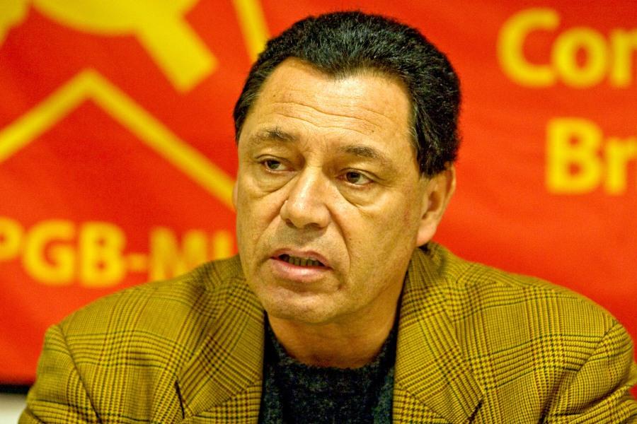 Comrade Khwezi Kadalie speaks at CPGB-ML meeting in Feb 2012
