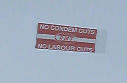 No ConDem cuts - No Labour cuts