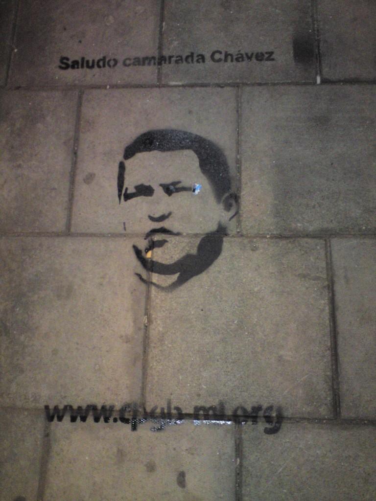 Chavez lives!