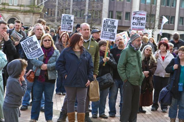 Outside Birmingham Council House