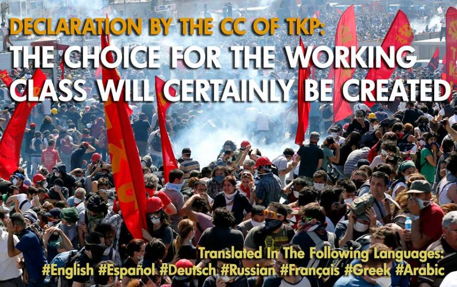 Declaration of TKP