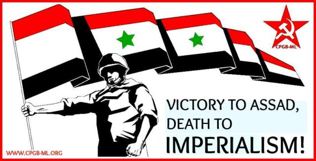 Victory to Syria