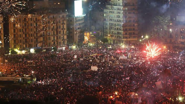 morsi overthrow