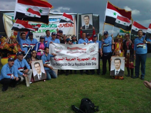 Syrian delegation