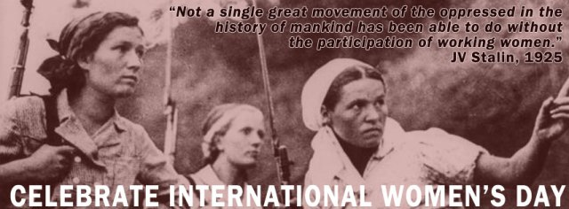 Celebrate Interational Women's Day