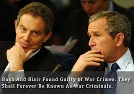 bush blair