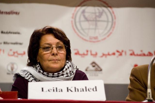 Leila Khaled on the PNC