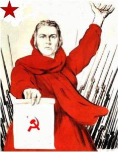 Without women's participation there would have been no Soviet Revolution - and the position of women would not have been uplifted to the extent it has. Without women's participation, the world cannot be liberated from hunger, misery, famine, war and the exploitation inherent in monopoly capitalism.