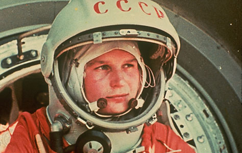 valentina tereshkova red youth