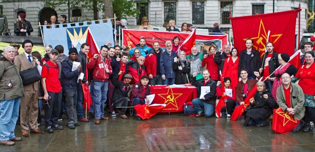 CPGB-ML Mayday group