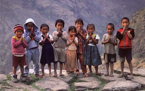 Nepal Children