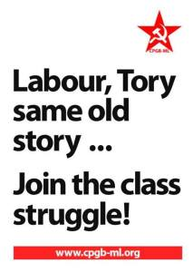 Join the class struggle!