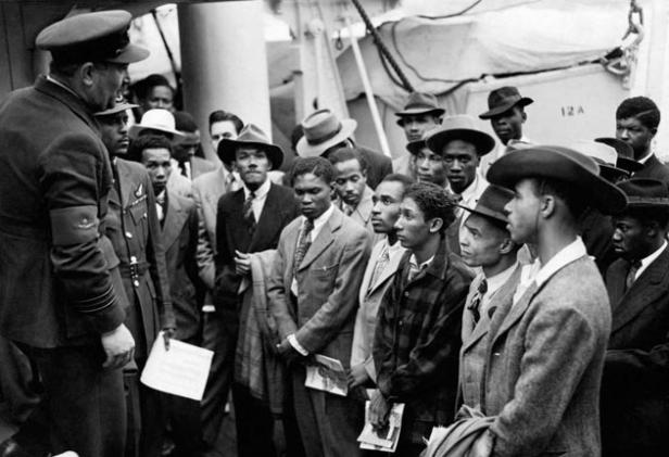 Empire Windrush - Immigrants