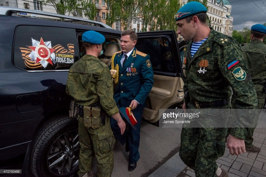 Alexander Zakharchenko - May 9 2015 Donetsk 70 VE Day copy.jpg