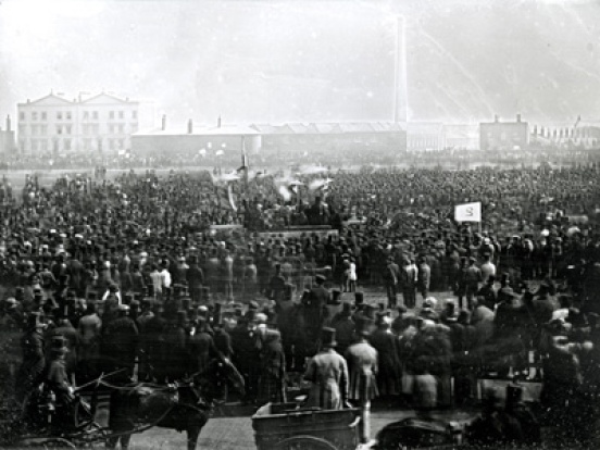 kennington chartists 1848 crowd3
