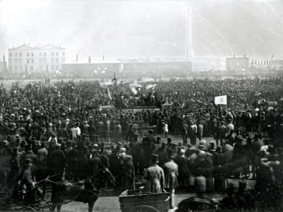 kennington chartists 1848 crowd3
