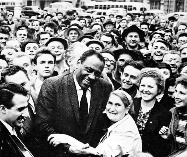 Robeson in the USSR