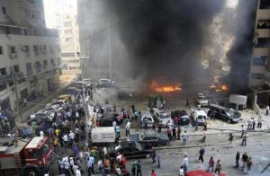 ISIS terror attack in Beirut