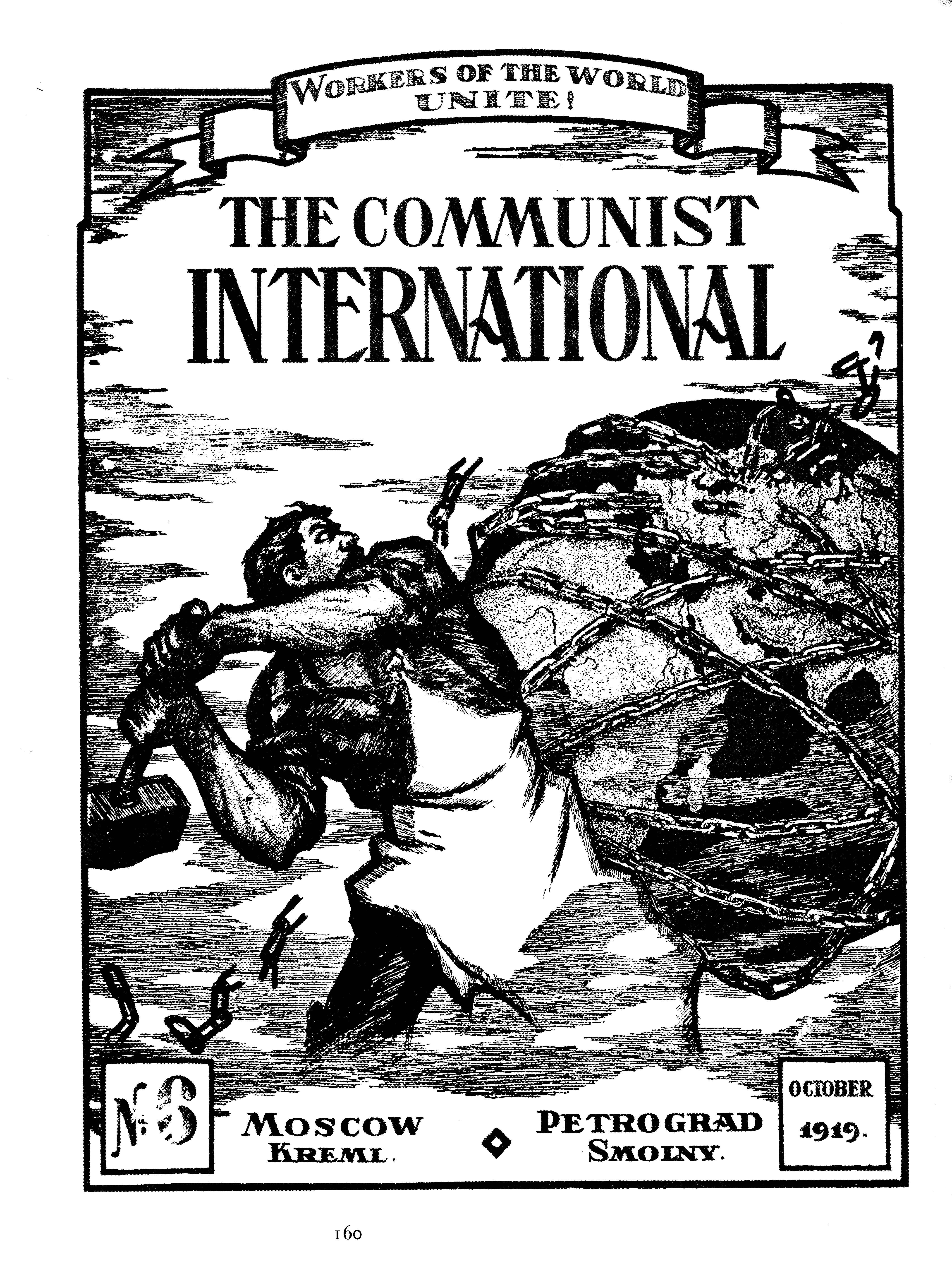 English_language_Communist_International_issue_6