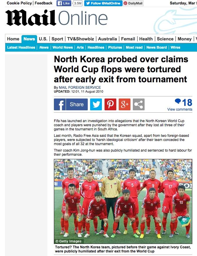 n korea football torture copy