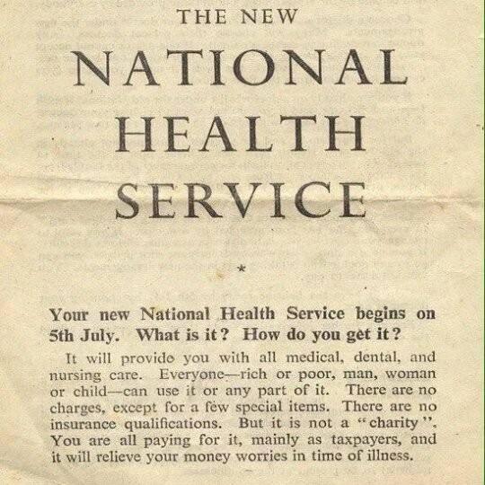 new NHS