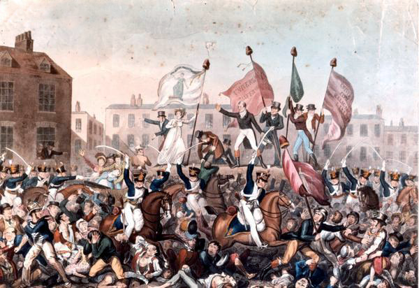 Peterloo_Massacre